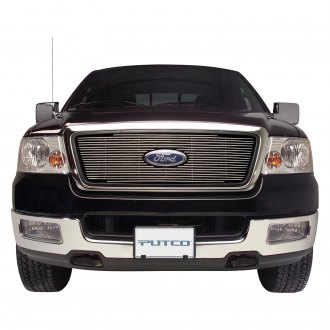 Putco® - Shadow Horizontal Billet Grille