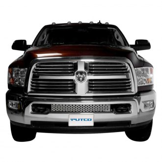 Putco® - Polished Punch CNC Machined Bumper Grille