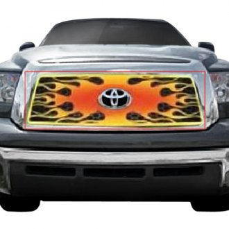 Putco® - Flaming Inferno Style CNC Machined Main Grille