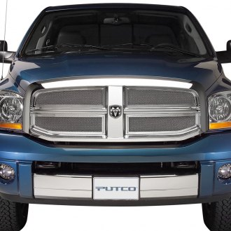 Putco® - Liquid Series Chrome Mesh Main Grille
