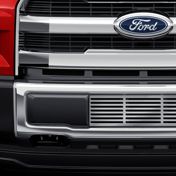 Image may not reflect your exact vehicle!Putco® - EcoBoost Series Bumper Grille