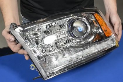 Putco® - ProLux Zero LED Conversion Kit Installation