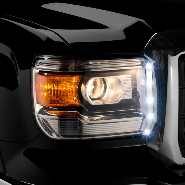 2015 gmc sierra led headlight bulbs autos post. Black Bedroom Furniture Sets. Home Design Ideas