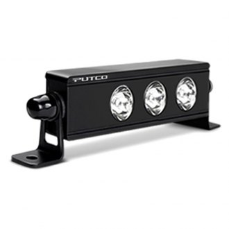 "Putco® - Luminix Single Row Short LED Light Bar (6"", 10"")"
