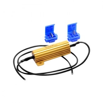 Putco® - LED Light Bulb Load Resistor Kit