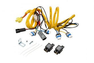 Putco® 239006HW - 100W Heavy Duty Harness & Relay (9005XS Bulbs)