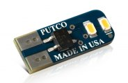 Putco® 280002B - Stick LED B-Type Bulbs (194, Blue)