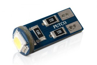 Putco® 280003W - Stick LED T-Type Bulbs (194, White)