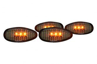 Putco® 920001 - Smoke Lens LED Fender Marker Lights