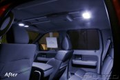 Putco® - Premium LED Dome Lights, Installed