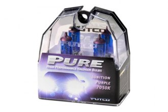 PUTCO� - Ignition Purple 7050K (Kelvin) Halogen Replacement Bulbs