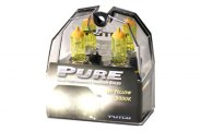 Putco® 239005JY - High Beam Headlight Halogen Bulbs (9005, 3000K)