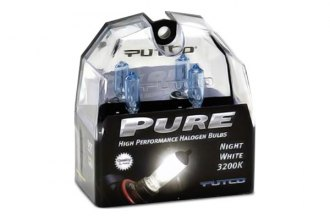 Putco® 230003NW - Halogen Replacement Bulbs (H3, 3200K)