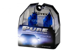 PUTCO� - Nitro Blue 4400K (Kelvin) Halogen Replacement Bulbs