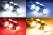 Putco® - LED 360° Bulb Colors