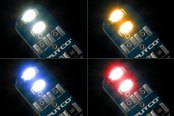 Putco® - Stick LED B-Type Bulb Colors