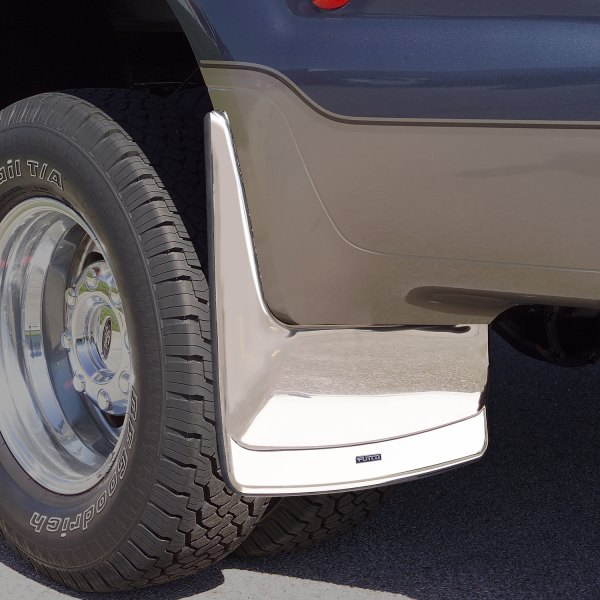 Image may not reflect your exact vehicle! Putco® - Form Fitted Mud Flaps