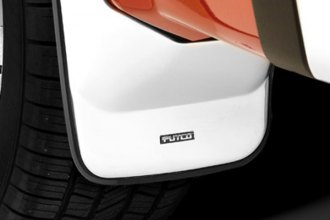 Putco® 79642 - Form Fitted Front Mud Skins