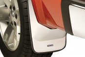 Image may not reflect your exact vehicle! Putco® - Form Fitted Front Mud Skins