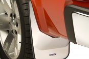 Image may not reflect your exact vehicle! Putco® - Form Fitted Rear Mud Skins