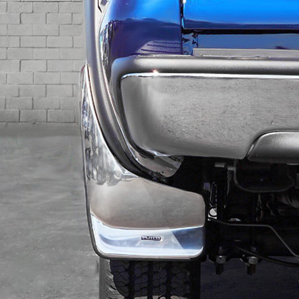 Image may not reflect your exact vehicle!Putco® - Form Fitted Rear Mud Skins