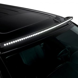 "Putco® - 50"" Curved Luminix Single Row Long LED Light Bar"
