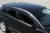 PUTCO� Element Tinted Window Visors - Front and Rear Set