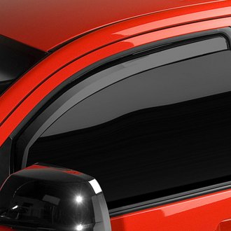 Image may not reflect your exact vehicle!Putco® - Element Front Tinted Window Visors