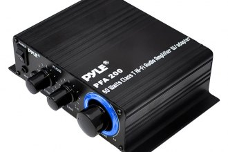 Pyle® - Class-T Hi-Fi Audio 60W Amplifier with AC Adapter
