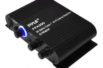 Pyle® - 90W Class-T Hi-Fi Stereo Amplifier with AC Adapter
