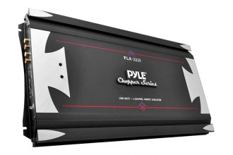 Pyle® - Chopper Series Class AB 2-Channel 2400W Mosfet Amplifier