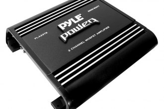 Pyle® - Chopper Series Class AB 2-Channel 2000W Mosfet Amplifier