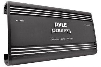 Pyle® - Chopper Series Class AB 2-Channel 4000W Mosfet Amplifier