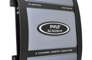 Pyle® - Academy Mosfet Amplifier