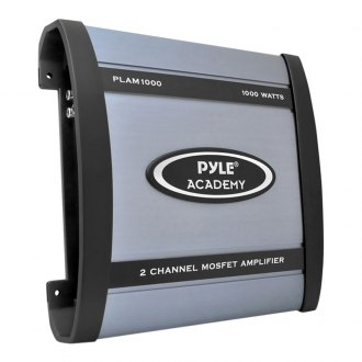 Pyle® - Academy Series Class AB 2-Channel 1000W Amplifier
