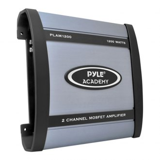 Pyle® - Academy Series Class AB 2-Channel 1200W Amplifier