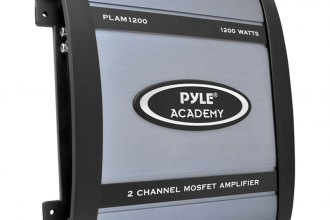 Pyle® - Academy Class AB 2-Channel 1200W Mosfet Amplifier