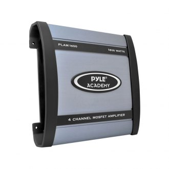 Pyle® - Academy Series Class AB 4-Channel 1600W Amplifier