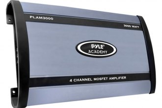 Pyle® - Academy 4-Channel 3000W Mosfet Amplifier
