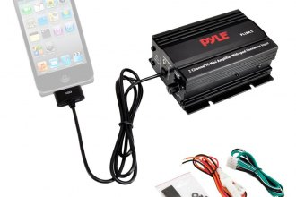 Pyle® - 2-Channel 300W Mini Amplifier (With iPod Direct Input)
