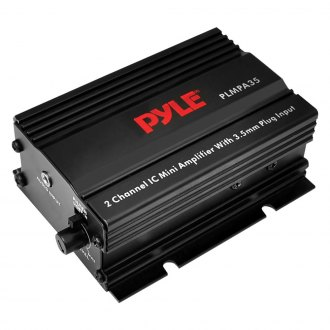 Pyle® - Class AB 2-Channel 300W Mini Amplifier (with 3.5mm Input)