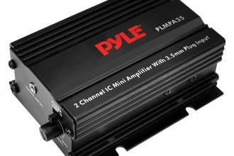 Pyle® - 2-Channel 300W Mini Amplifier (With 3.5mm Input)