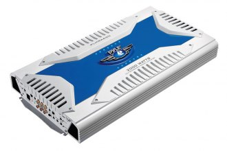 Pyle® - Marine 6-Channel Bridgeable Waterproof 2000W Amplifier