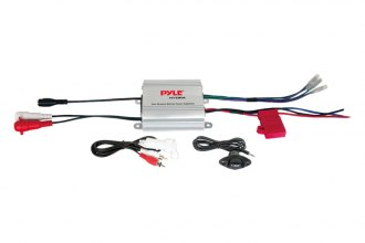 Pyle® - Marine 2-Channel 400W Waterproof MP3/iPod Power Amplifier