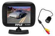 Pyle® - 3.5'' TFT Digital Monitor with Night Vision Rear View Camera