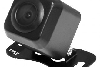 Pyle® - Mount Optional Front and Rear View Back Up CMD Camera Angle Adjustable with Distance Scale Line