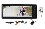 Pyle® - TFT Monitor and Rear View Back up Camera