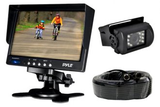 Pyle® - Weatherproof Rearview Backup Camera System
