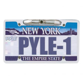 Pyle® - License Plate Back Up Camera
