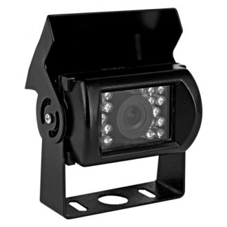 Pyle® - Adjustable Surface Mount Rear View Camera with Night Vision